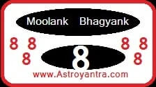 Moolank 8 | मूलांक 8 | भाग्यांक जन्मांक आठ के जीवन का रहस्य