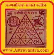 ऋणमोचक मंगल स्तोत्र | Rin Mochan Mangal stotra in Sanskrit